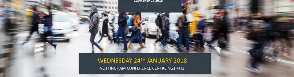 IMPART Midlands Intelligent Mobility Conference 2018